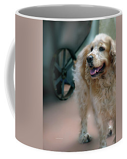 Saint Shaggy Art 10 Coffee Mug