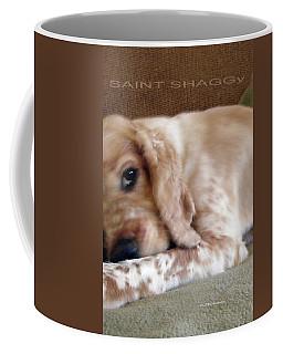 Saint Shaggy Poster 4 Coffee Mug