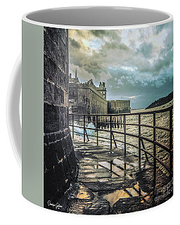 Saint-thomas's Gate In Saint-malo Coffee Mug