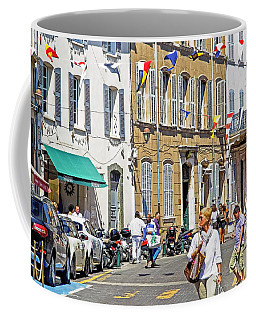 Saint Tropez Moment Coffee Mug