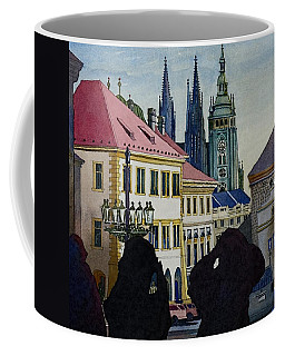 Saint Vitus Cathedral Coffee Mug