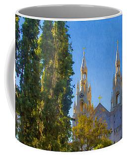 Saints Peter And Paul Church Coffee Mug