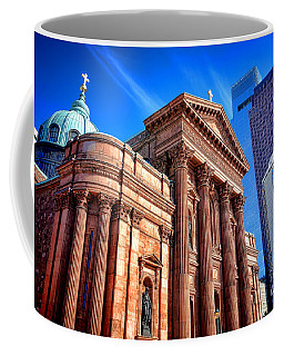 Saints Peter And Paul In Philadelphia   Coffee Mug