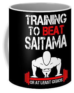 Saitama Coffee Mug