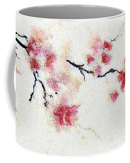 Sakura Branch Coffee Mug