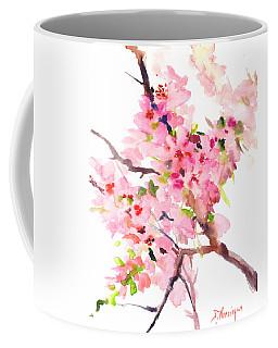 Sakura Cherry Blossom Coffee Mug
