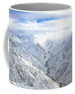 Salang Pass Coffee Mug