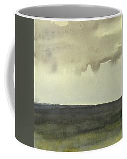 Salen Cloudy Weather. Up Tp 60 X 60 Cm Coffee Mug
