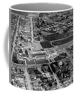 Salinas High School 726 S. Main Street, Salinas Circa 1950 Coffee Mug