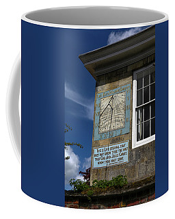 Salisbury Sundial Coffee Mug