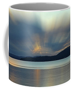 Salish Sea Sunrise - 365-350 Coffee Mug