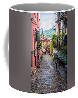 Salita Serbelloni Bellagio Italy Coffee Mug