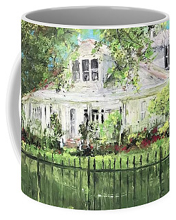 Salmen Fritchie House Aka The Patton House Coffee Mug