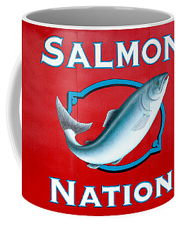 Salmon Nation Coffee Mug