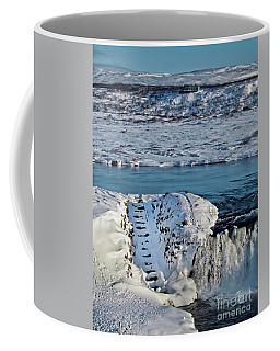 Salmon Steps - Iceland Coffee Mug