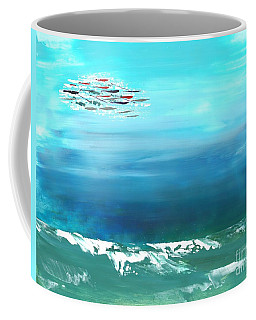 Salt Air Coffee Mug