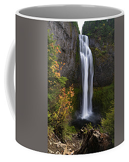 Salt Creek Falls Coffee Mug
