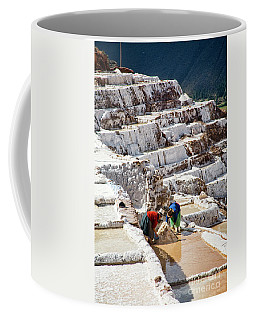 Salt Harvest Coffee Mug