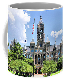 Salt Lake City County Building Coffee Mug