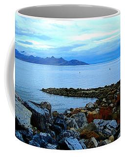 Salt Lake Shore Coffee Mug