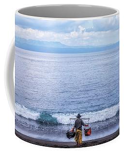 Salt Making - Bali Coffee Mug