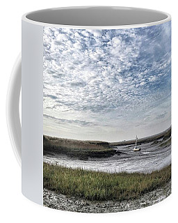 Salt Marsh And Creek, Brancaster Coffee Mug