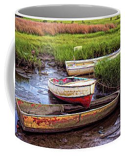 Salt Marsh Coffee Mug