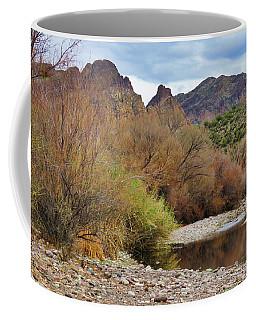 Salt River Pebble Beach Coffee Mug