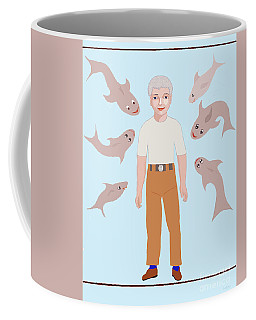 Salt Water Friends Coffee Mug