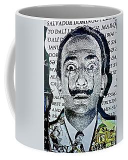 Salvador Dali Coffee Mug