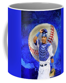 Salvador Perez-kc Royals Coffee Mug