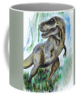 Salvatori Dinosaur Coffee Mug