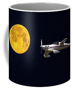 Sam And The Moon Coffee Mug