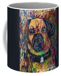 Sam The Dog Coffee Mug