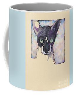 Sam The Sphynx Coffee Mug