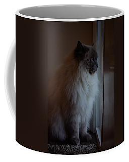 Sam Waits Coffee Mug
