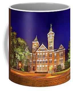 Samford Hall At Night Coffee Mug