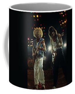 Sammy And Eddie 5150 Coffee Mug