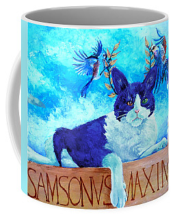 Sammy The Great And The Winged Victories Coffee Mug