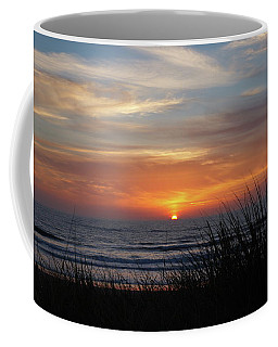 Samoa Dunes Sunset Coffee Mug