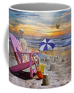 Sam's  Sandcastles Coffee Mug