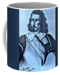 Samuel De Champlain Coffee Mug by Francine Heykoop
