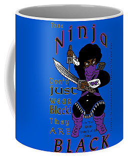 True Ninja Coffee Mug