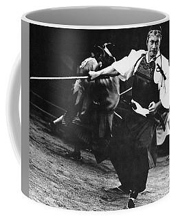 Samurai Band Of Assassins Coffee Mug
