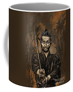 Samurai Warrior. Coffee Mug