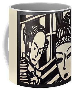 Samurai's Wife  Coffee Mug