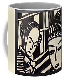 Samurai's Wife  Coffee Mug