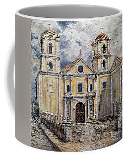 San Agustin Church 1800s Coffee Mug