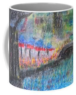 San Antonio By The River I Coffee Mug