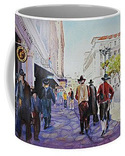 San Antonio Cowboys Coffee Mug